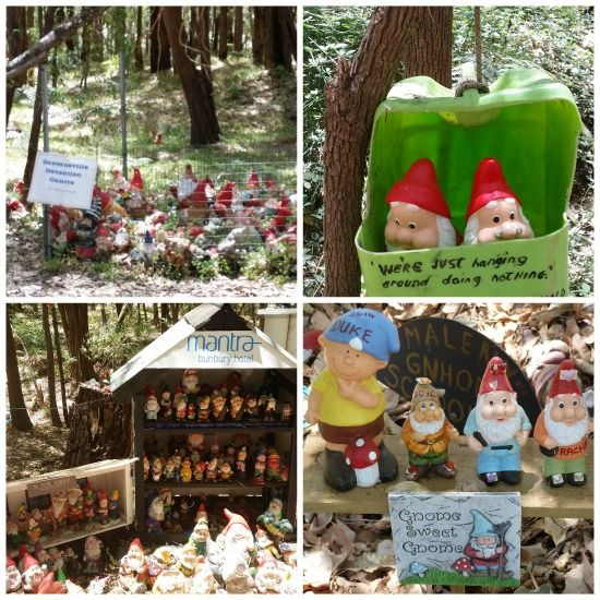 Introducing the Fabulous Ferguson Valley (to yTravelBlog) - Gnomesville is a cute place! www.zigazag.com