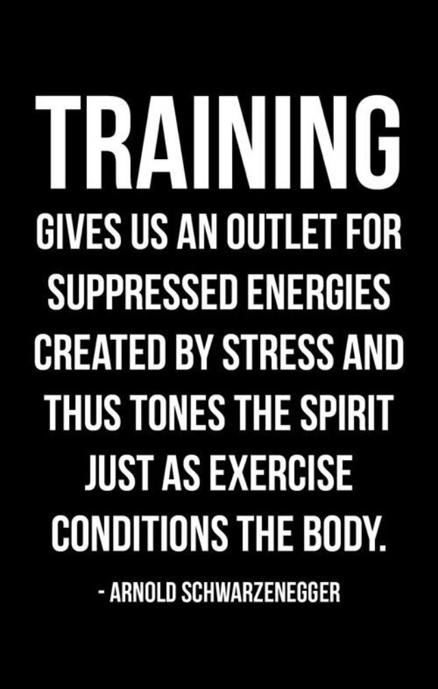 Fitness Motivation By Arnold!  #charlottepediatricclinic