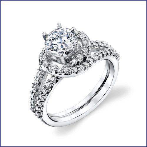 For the month of June, we will be having a 30% OFF SALE on ALL, IN-STORE WEDDING JEWELRY, like this Stunning Gregorio 18Kt White Gold and Diamond Engagement Ring!!! This sale applies to In-Store items only, and will not apply to Special Orders, Ring Sizing or other Alterations. This SALE provides everyone with a Wonderful Opportunity to buy a New Engagement Ring, Wedding Band, or Upgrade their Current Wedding Rings!!!