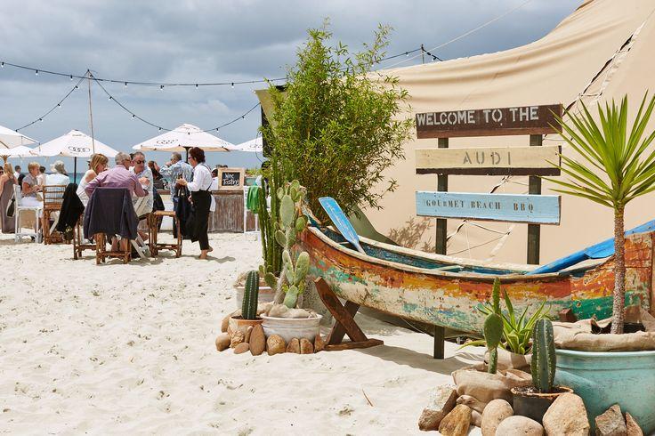Margaret River Gourmet Escape - Tipi set up - THE ZEST GROUP WA - www.thezestgroupwa.com.au