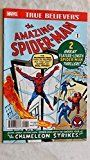 #4: The Amazing Spider-Man #1 Comic Book TRUE BELIEVERS 2017 version  Marvel Comics 2017  UNCIRCULATED FIRST 2017 Printiing  Graded 9.8 By ME the Seller  Reprints Original 1963 issue by STAN LEE and STEVE DITKO