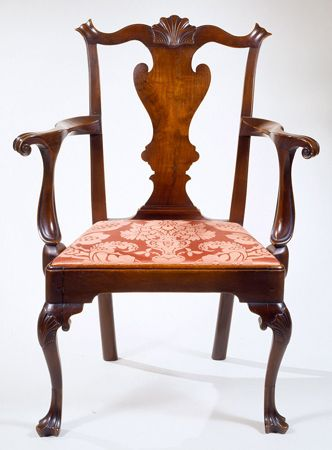 American Antiques   David Schorsch   Eileen Smiles   Areas of Expertise  include Americana in the Formal Tradition  Queen Anne open armchair1338 best Furniture images on Pinterest   Antique furniture  . Antique Queen Anne Upholstered Chairs. Home Design Ideas
