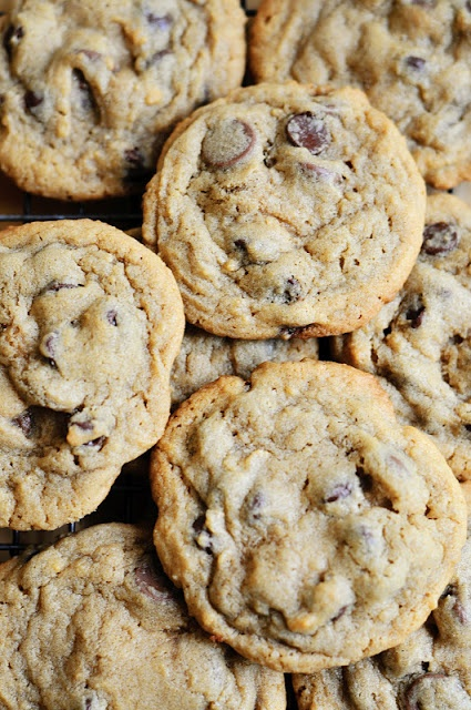 Vanilla Pudding Chocolate Chip Cookies. I have made these for years. I sometimes switched it up with chocolate pudding too. Also butterscotch pudding for butterscotch cookies.