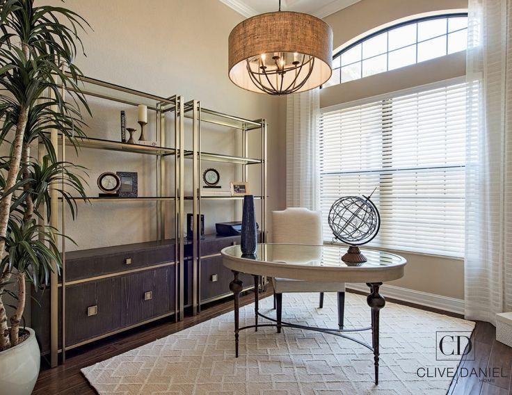 Interior design by Clive Daniel