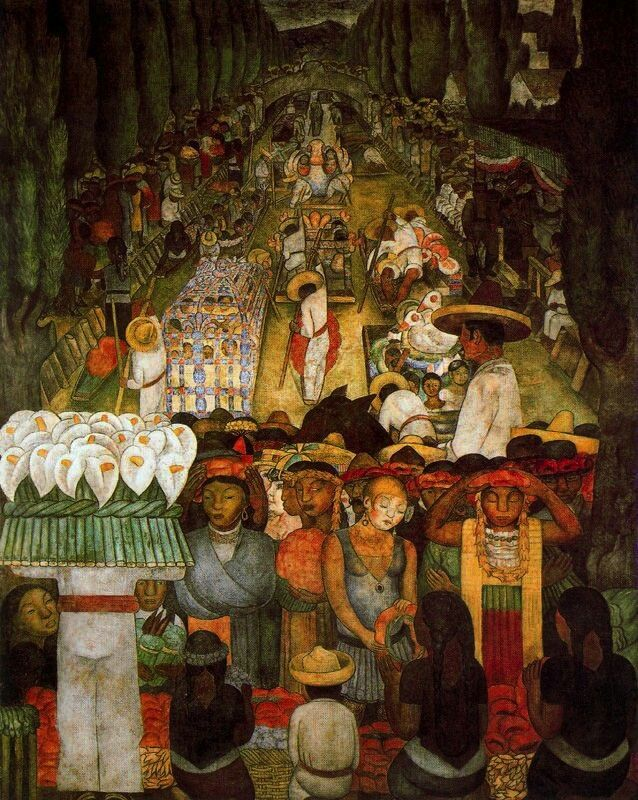21 best images about diego rivera murals on pinterest for Mural diego rivera