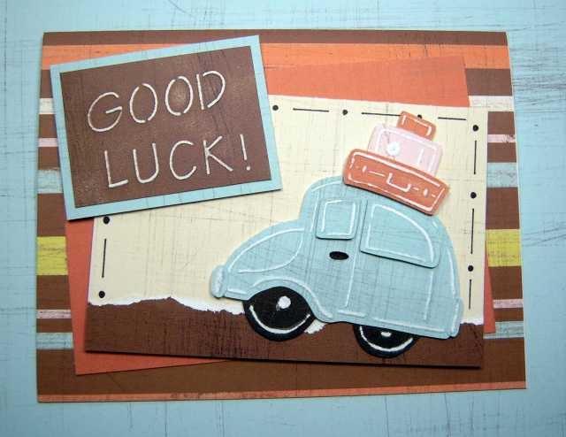 38 best Good Luck Cards images on Pinterest Card ideas, Diy - good luck card template