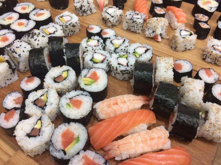 Sushi fatto in casa - homemade