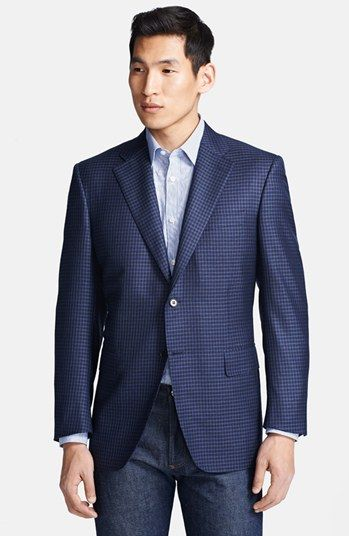 #Canali                   #Jacket/Sportcoat         #Canali #Classic #Check #Sportcoat                  Canali Classic Fit Check Sportcoat 50R                                        http://www.snaproduct.com/product.aspx?PID=5316515