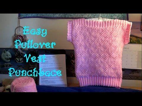 Row 3 of Machine Knit Entrelec - YouTube
