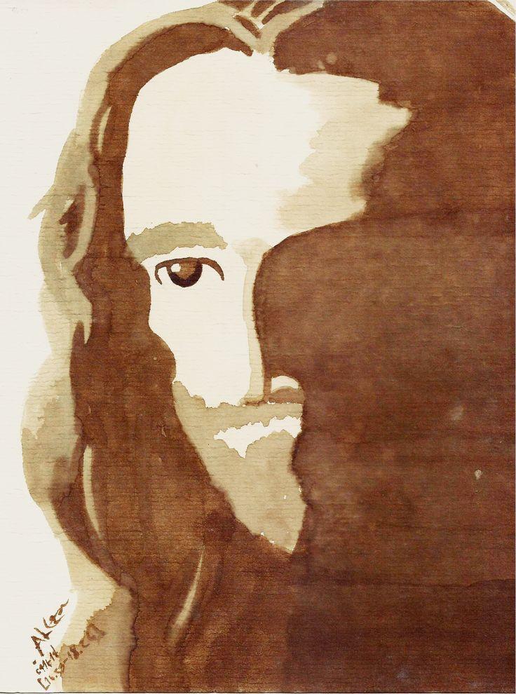 TITLE: JESUS  DATE:041614  [16.59-18.22] MEDIUM: Coffee