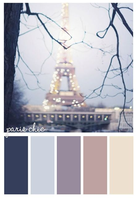 Paris Chic, tones, colors, design this works for my Parisian bedroom theme I've been thinkin about :)