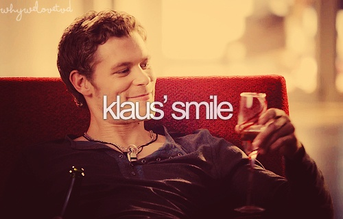 If he smiled at me I am pretty sure I would do anything he wanted. I would melt!