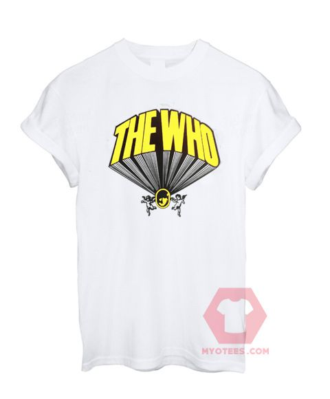 Custom Tees The WHO Unisex on Sale //Price: $13.99 //     #tees