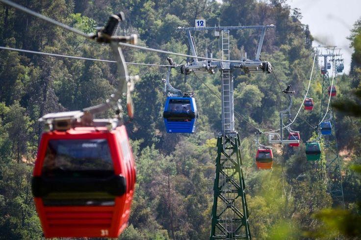 Chile recibió 5,6 millones de turistas en 2016