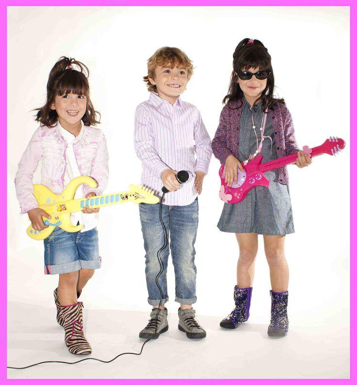 Moda infantil primavera 2013. Frescura, energía y positividad ¡¡ VER: http://lookandfashion.hola.com/aloastyle/20130315/moda-infantil-primavera-2013-frescura-energia-y-positividad/