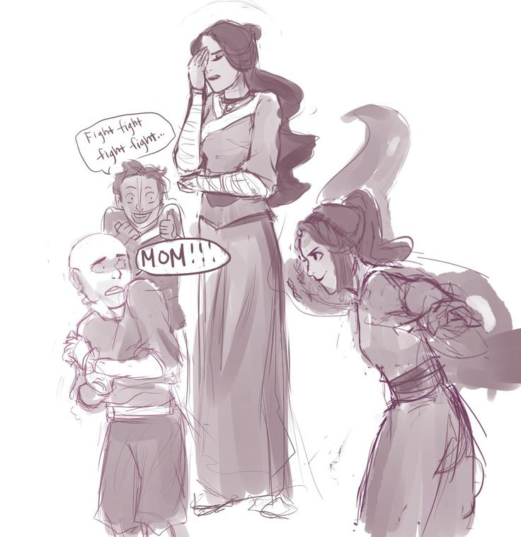 The legend of Korra/ avatar the last Airbender: haha I can see this totally happening