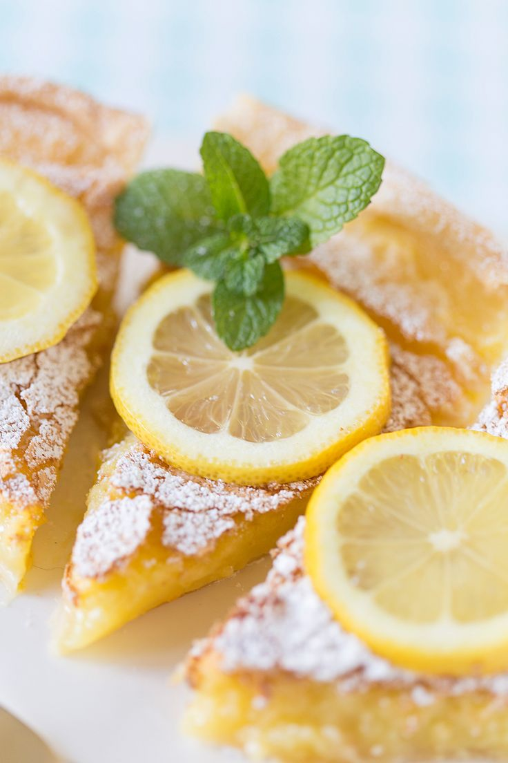 Tart and sweet all at the same time, this Southern Lemon Chess Pie is not to be missed, it's a family favorite!
