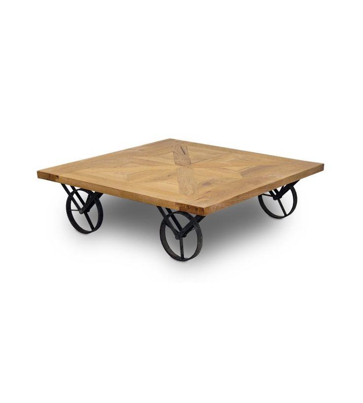 Die besten 25 altholz tischplatte ideen auf pinterest for Couchtisch aus travertin