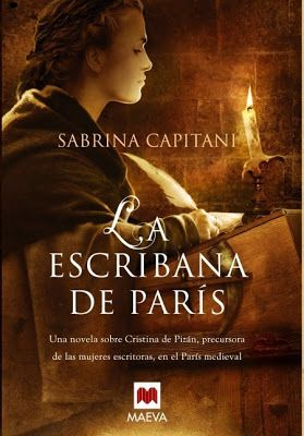 La escribana de París – Sabrina Capitani
