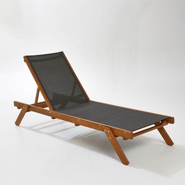 Bain De Soleil Acacia Et Textilene La Redoute Interieurs La