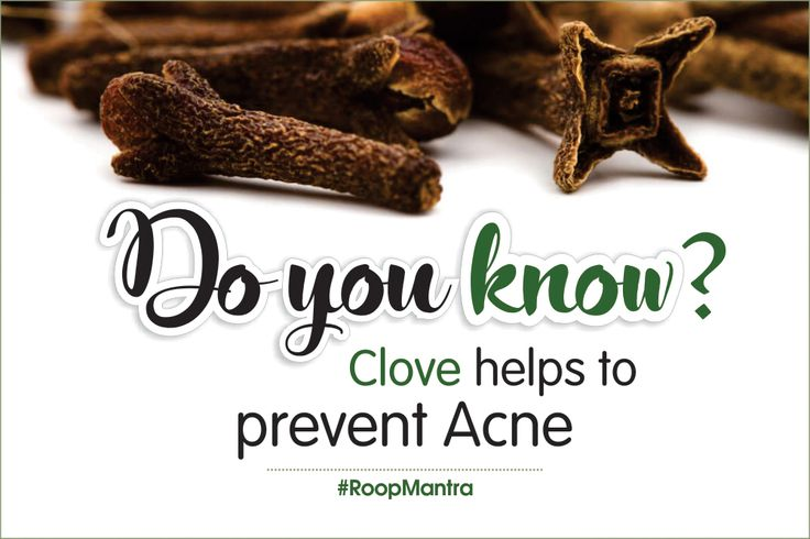 Clove comes with Antimicrobial, Anti-Fungal, Antiviral, Antiseptic Properties. It is helpful to treat Acne and also number of other Skin ailments such as #darkspots, #Wrinkles, etc.#RoopMantra #Paytm : https://goo.gl/SR24Y1