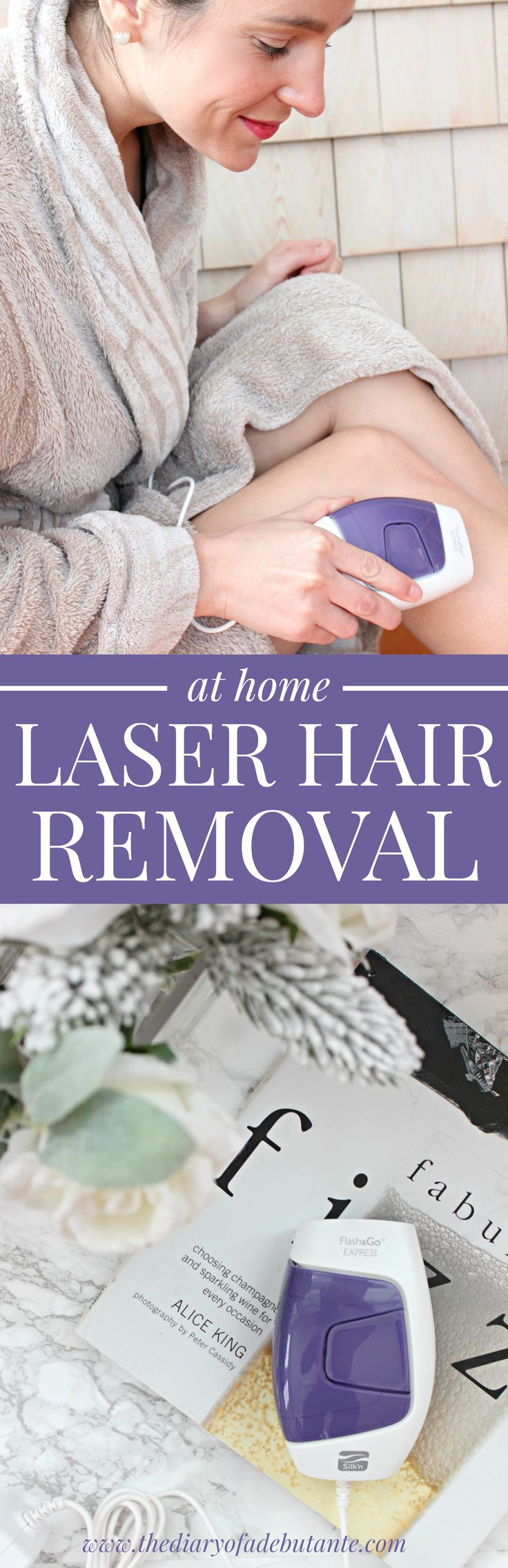 How to perform laser hair removal at home with the Silk'n Flash&Go Express hair removal device. Women can permanently remove unwanted hair anywhere below your cheeks on your face, on your legs, on your bikini line, and on your arms. Guys can use it on their skin, too!
