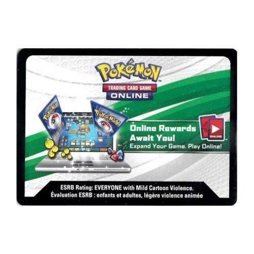2x Pokemon TCG Online Code Card: XY Ancient Origins Booster Sent Via Email