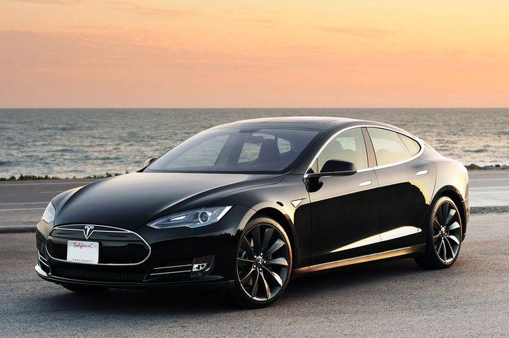 J'aurai un Tesla.