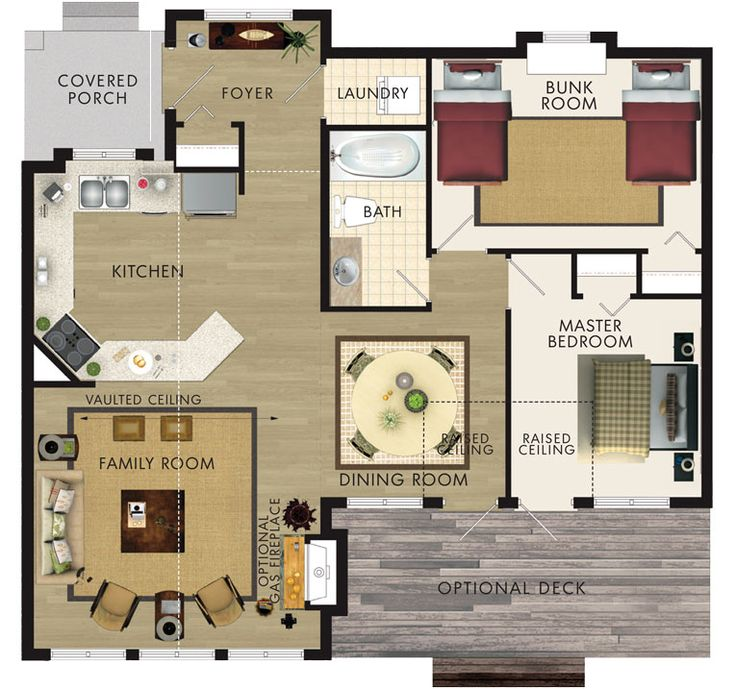 89 best house plans images on pinterest | small houses, small