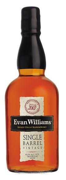 Bardstown Whiskey Society | Brands | Evan Williams Single Barrel