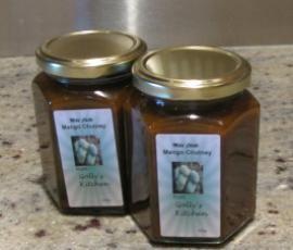 Recipe Mango Chutney by moreta - Recipe of category Sauces, dips & spreads