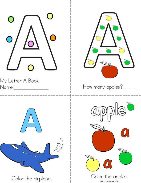 443 best images about Letter coloring