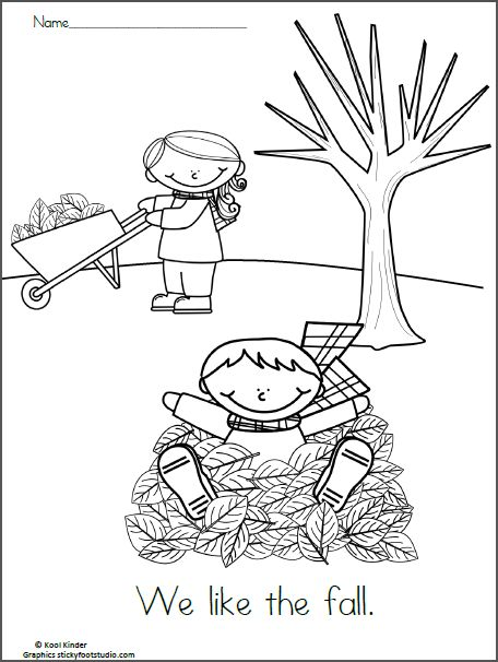 45 best kindergarten language arts images on pinterest for Language arts coloring pages