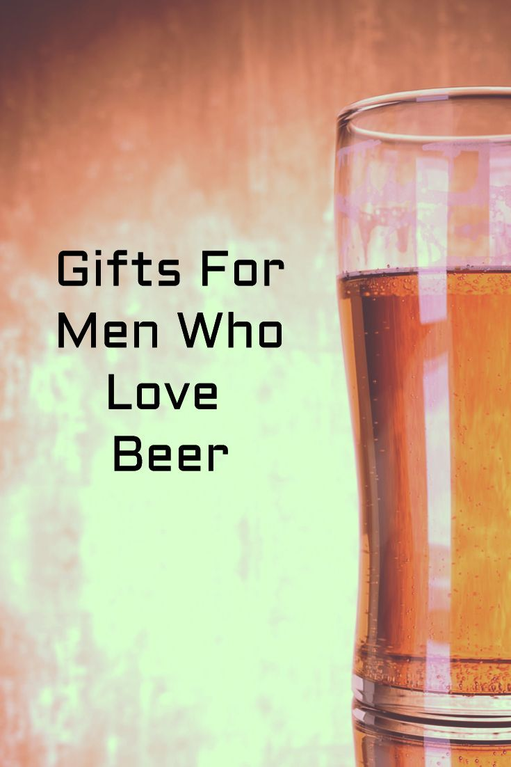 A collection of great gifts for the beer lover. Including craft beer ideas, unique beer gifts and gift ideas for the beer brewer. Need some funny beer gifts? We have those too.
