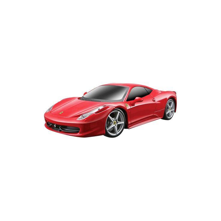 Maisto Tech Radio Control 1:24 Ferrari 458 Italia