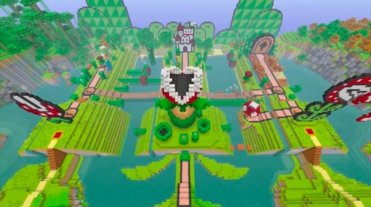 'Minecraft' hits the Nintendo Switch on May 11th Minecraft: Nintendo Switch Edition lands on May 11th bringing the worlds most popular sandbox to yet another gaming platform. Minecraft on Switch supports the Pro controller and up to eight players online or four locally in split-screen mode. Plus it comes with the Super Mario Mash-Up Pack which throws classic Mario characters and locations directly into the game.  Minecraft: Nintendo Switch Edition including the Super Mario Mash-Up pack will…