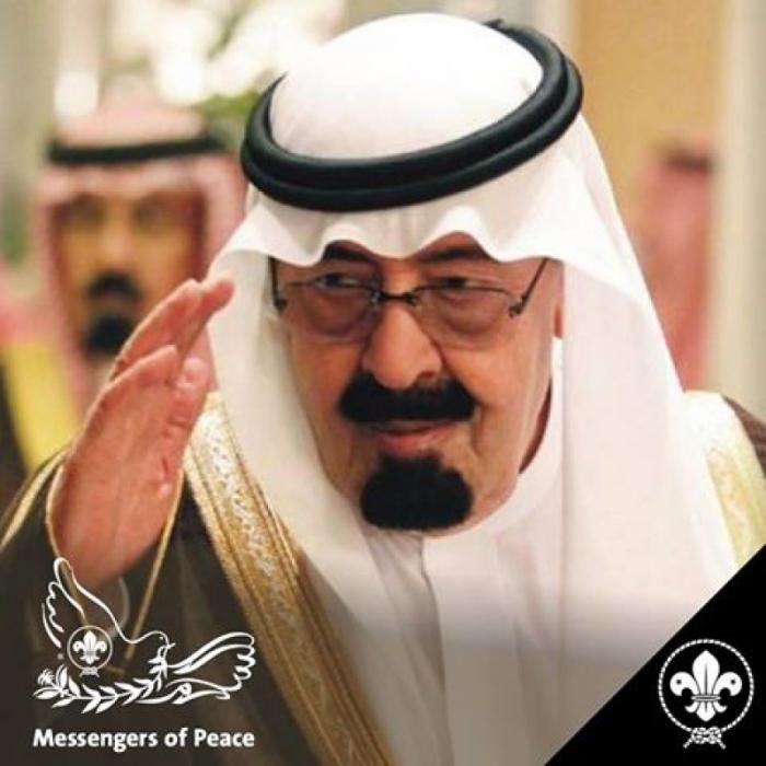 Raja Arab Saudi, Raja Abdullah bin Abdulaziz al Saud, salah satu tokoh penggagas Messengers of Peace. (Foto: kisc.ch)  Ternyata Raja Arab Saudi Terkenal di Kalangan Pandu Sedunia  Selengkapnya : http://www.kompasiana.com/bertysinaulan/ternyata-raja-arab-saudi-terkenal-di-kalangan-pandu-sedunia_58b426c42123bdb9066b4e27  Scout Journalist #ISJ #scoutjournalist #ISJ001