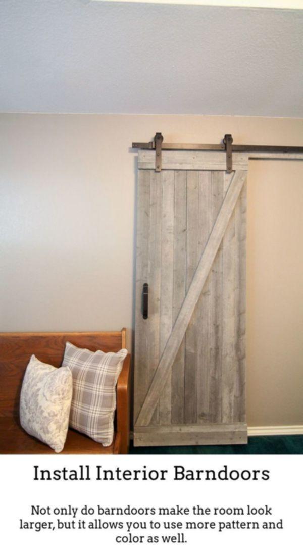 Charmant Sliding Barn Door For Bedroom | Residential Interior Barn Doors | Best Place  To Buy Barn