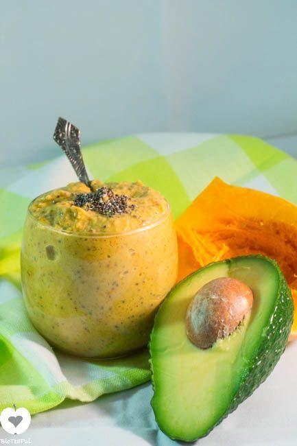Gezond Recept: Pompoen Smoothie - lekker in de herfst |Bioteaful