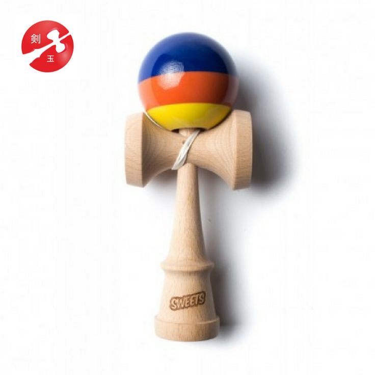 Kendama SWEETS Prime Stripe Fiesta blue red yellow - joc de indemanare Kendama SWEETS Prime Stripe Fiesta blue red yellow - joc de indemanare Kendama SWEETS Prime Stripe Fiesta blue red yellow - joc de indemanare Urmatorul Tipareste Kendama SWEETS Prime Stripe Fiesta Blue Red Yellow - Joc De Indemanare  Referinta  9105367 Conditie:  Produs nou  Kendama PRIME sunt cele mai echilibrate kendame construite de catre Sweets Kendamas, la un pret bun si o calitate de joc excelenta.