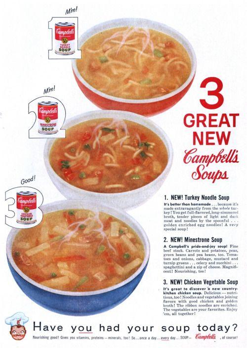 Campbells Soup 19580600 Good Housekeeping