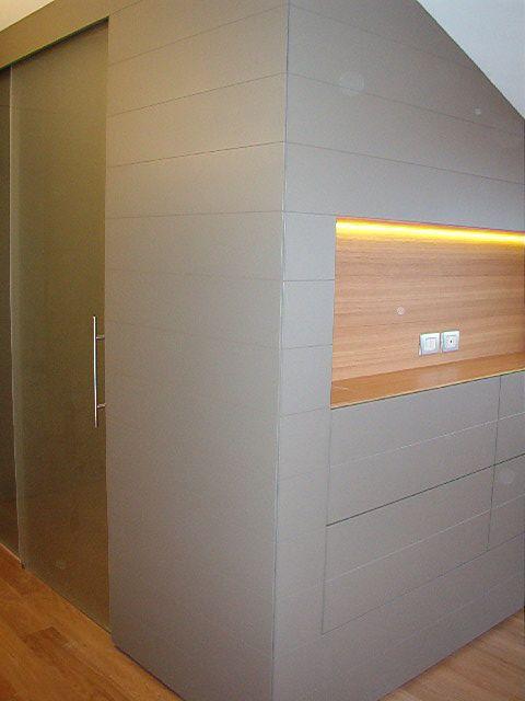 14 best images about cabine armadio e zona notte su misura - Cabine armadio in mansarda ...