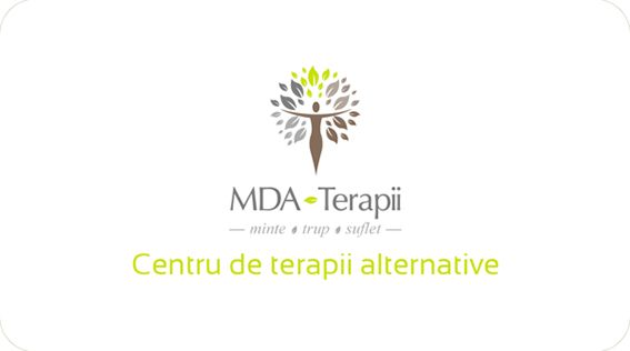 Branding for MDA Terapii Branding