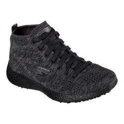 Women's Skechers Burst Divergent High Top Black