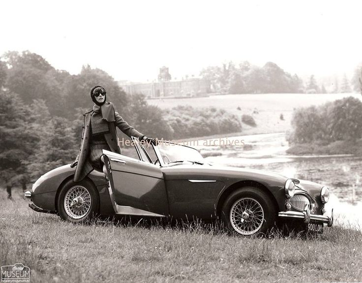 Best Healey Girls Images On Pinterest Girls Vintage Cars And