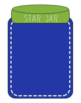 Star Jar. Whole-Class Classroom Management. Reward System.