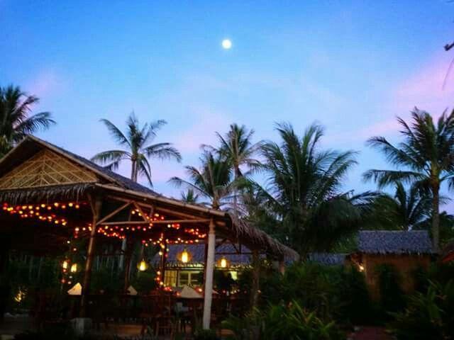 Bamboo beach bar and thai bistro. Koh samui