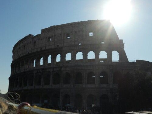 Colosseum Roma, Italy