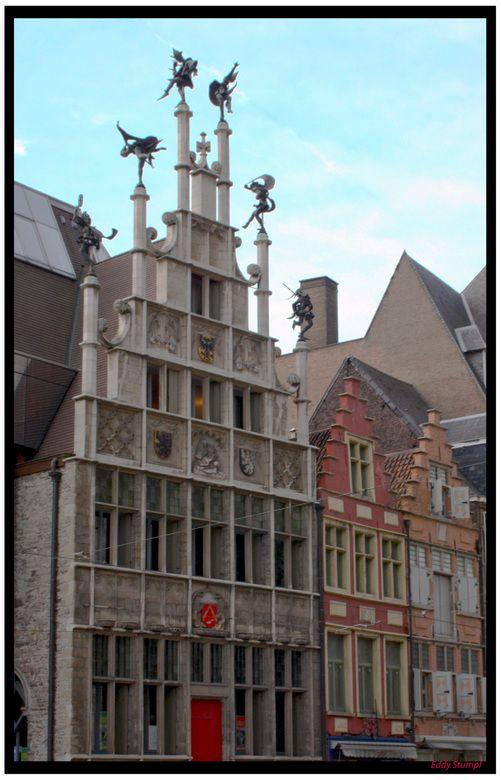 Gildehuis der Metselaars Gent