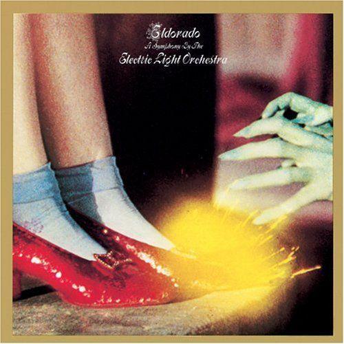 "Classic Album Art: Electric Light Orchestra's ""Eldorado"" (1974) childhood memory.... my dad had this album. Luv ELO"